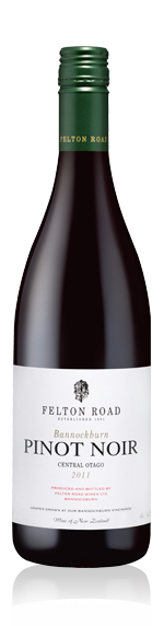 Felton Road Bannockburn Pinot Noir 2012 Pinot Noir