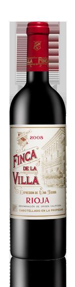 Finca de la Villa Rioja 2008 Tempranillo