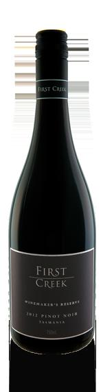 First Creek Winemakers Reserve Pinot Noir 2012 Pinot Noir
