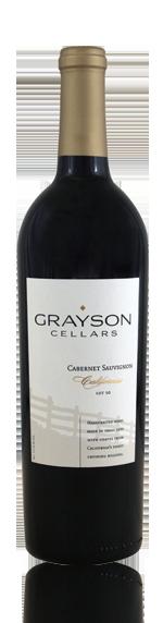 Grayson Cellars Cabernet Sauvignon Lot 10 2012 Cabernet Sauvignon