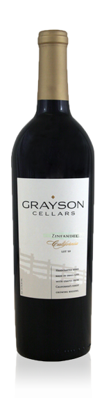 Grayson Cellars Zinfandel 2011 Zinfandel