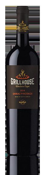 Grill House Shiraz Pinotage 2014 Shiraz