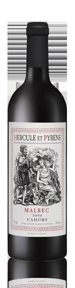 Hercule & Pyrene 2009 Malbec