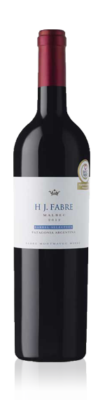 Hj Fabre Barrel Selection Malbec 2012 Malbec