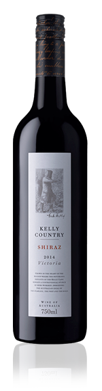 Kelly Country Shiraz 2014 Shiraz