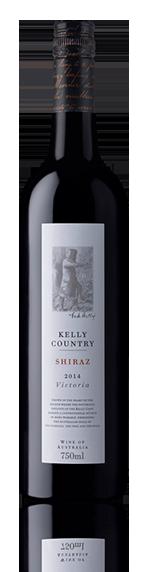 Kelly Country Shiraz 2014 Shiraz