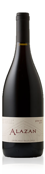 Kingston Family Alazan Pinot Noir 2010 Pinot Noir
