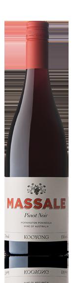 Kooyong Massale Pinot Noir 2018 Pinot Noir 100% Pinot Noir Mornington Peninsula