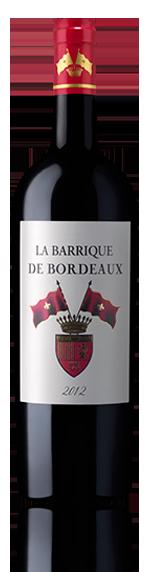La Barrique De Bordeaux 2012 Cabernet Sauvignon