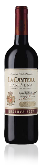 La Cantera Reserva Carinena 07 Garnacha