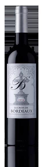 La Croix De Bordeaux 2014 Merlot