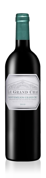 Le Grand Chai Saint Emilion Grand Cru 2010 Merlot