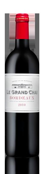 Le Grand Chai Bordeaux 2010 Merlot