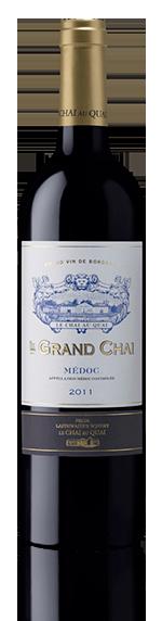 Le Grand Chai Haut-Médoc 2011 Cabernet Sauvignon