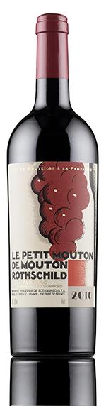 Le Petit Mouton De Mouton Rothschild Pauillac 2010 Cabernet Sauvignon