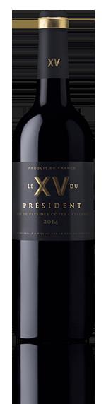 Le Xv Du Président 2014 Grenache