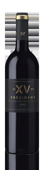 Le Xv Du Président 2013 Grenache