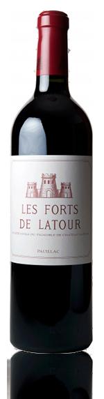 vin Les Forts De Latour Pauillac 2011 Cabernet Sauvignon