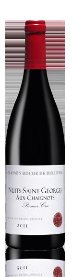 Maison Roche de Bellene Nuits St Georges Premier Cru Chaignots 2011 Pinot Noir