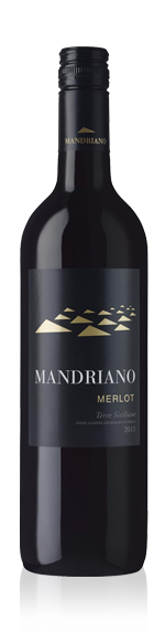 Mandriano Merlot 2013 Merlot