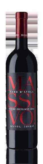 Massivo Nero D'avola 2012