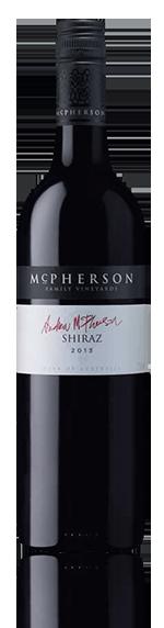 Mcpherson Family Andrew's Shiraz V2 13 Shiraz