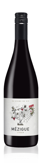 Mézigue Rouge 2012 Syrah
