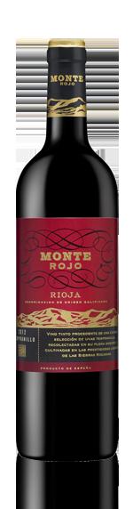 Monte Rojo 2012 Tempranillo