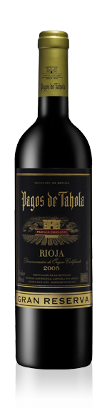 Pagos De Tahola Gran Reserva Rioja 2005 Tempranillo