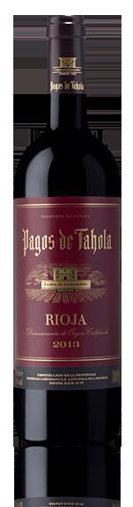Pagos De Tahola O/A Rioja 2013 Tempranillo