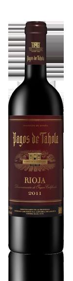 Pagos De Tahola Rioja 2011 Tempranillo