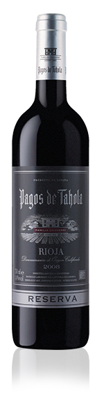 Pagos De Tahola Rioja Reserva 2008 Tempranillo