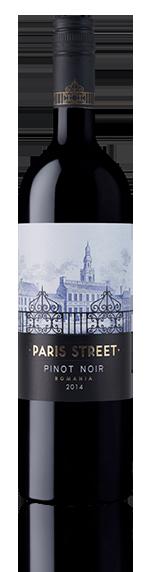 Paris Street Pinot Noir 2014 Pinot Noir