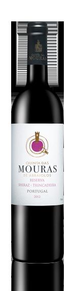 Quinta Das Mouras 2012 Blend