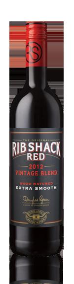 Rib Shack Red 2012 Shiraz