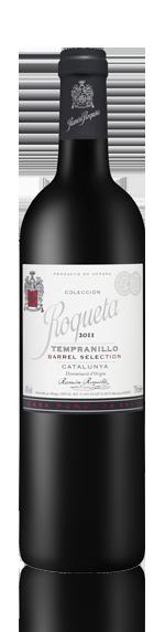 Roqueta Tempranillo Barrel Selection 2011 Tempranillo