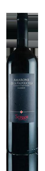 Scriani Amarone della Valpolicella Classico 2008 Blend