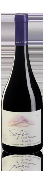 Sofia Pinot Noir 2012 Pinot Noir