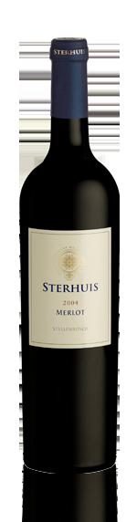 Sterhuis Merlot 2008 Merlot