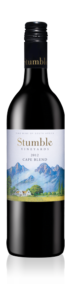 Stumble Vineyards Cape Blend 2012 Blend