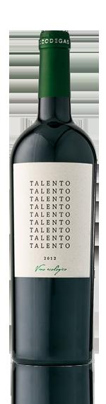 Talento Organic Monastrell 2013 Monastrell