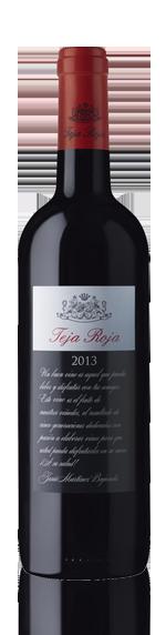 vin Teja Roja 2013 Tempranillo
