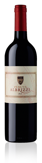 Tenuta Albrizzi Oa Puglia Igt 2013 Red Blend