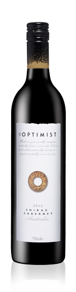 The Optimist Shiraz Cabernet 2012 Shiraz