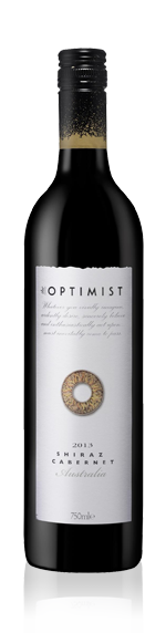 The Optimist Shiraz Cabernet 2013 Shiraz