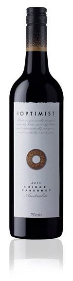 The Optimist Shiraz Cabernet 2014 Cabernet Sauvignon