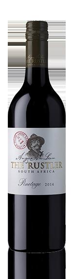 The Rustler Pinotage 2014 Pinotage