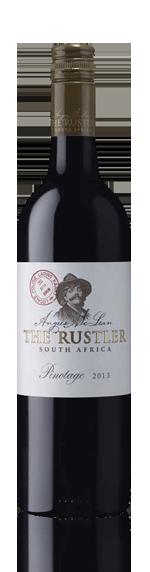 The Rustler Pinotage 2013 Pinotage