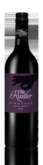 The Rustler Pinotage 2012 Pinotage