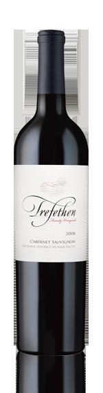 Trefethen Family Vineyards Napa Cabernet 2008 Cabernet Sauvignon